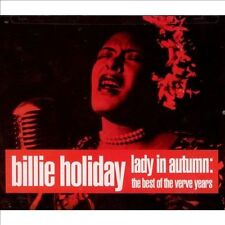 Lady in Autumn: Best of the Verve Years - Billie Holiday (CD, 1991, 2-Discs)