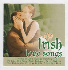IRISH LOVE SONGS = {CD - 17 TRACKS V/A} = KIERA DAWN MAGGIE KENNEDY ANN McCANN +