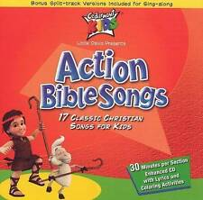 Action Bible Songs, Good DVD, ,