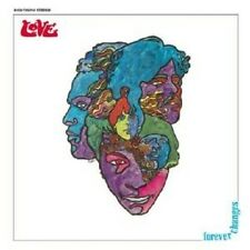 LOVE - FOREVER CHANGES CD POP 18 TRACKS NEU