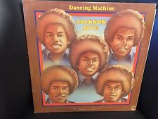 Jackson 5ive Dancing Machine VG+ LP 1974 Motown MICHAEL The Mirrors of My Mind