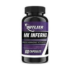 MK Inferno, Outlier | MK-677 Ibutamoren Nutrobal Blackstone MK Ultra 12.5mg Caps