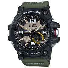 Casio G-Shock GG1000-1A3 Master of G MUDMASTER Green Digital Men's Watch