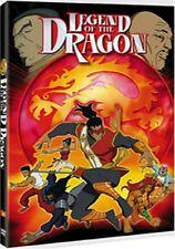 DVD - ANimation - Legend of the Dragon - Volume 1 - Alan Marriott - Gary Martin
