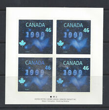 #1812 Millennium Hologram Sheet, mint fine never hinged
