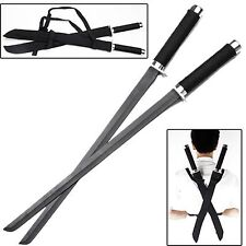 Ace Martial Arts Supply Ninja Assassin Strike Force Twin Swords Set New