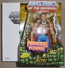 Arco Masters Of The Universe Classics Motuc Amos del universo (he-man/She-ra) Filmation 2010