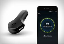 Nonda ZUS Smart Car Location Finder & Car USB Charger App For iPhone Android