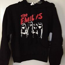 Emily The Strange Juniors Hoodie NWT