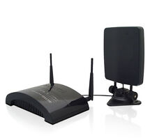 WiFi-300N Dual Smart Repeater Pro With High Gain 13dBi Antenna HAW2R1