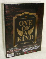 G-Dragon Mini Album Vol.1 One of A Kind Taiwan CD+8 cards -Bronze Edition-
