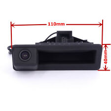 700TVL Handle Rear View Camera for BMW 3 Series 5 Series BMW X1 X5 X6 320i 335i