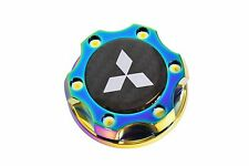 NEOCHROME CARBON FIBER RACING ENGINE OIL CAP FOR 08-15 MITSUBISHI LANCER EVO X