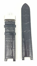 Guess Collection X72005G2S Watch Band Black Watch Strap + Clasp GC Sport Chic