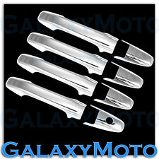 06-11 Honda Civic 4 Door Sedan Triple Chrome Nickel Plated 4 Door Handle Cover