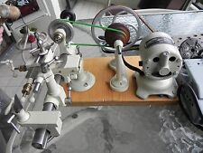 Watchmakers lathe bundle with Motor, Foot Pedal, & Accessories
