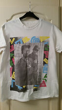 Jazzy Jeff & Fresh Prince River Island Tee Will Smith 90's HipHop Run DMC BBC2