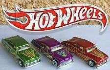 Hot Wheels - V2582 - Three Die-Cast Cars