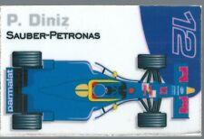 Aimant magnet Prost 1999 Formule 1 Formula 1 F1 Pedro Diniz Sauber Petronas