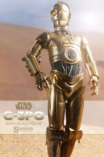 Sideshow Collectibles Star Wars C3PO Sixth Scale Figure 1/6 NIB
