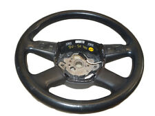 *AUDI A4 B7 2005-2008 4 SPOKE LEATHER MULTIFUNCTION STEERING WHEEL 8P0419091BG