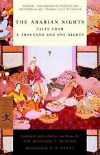 The Arabian Nights: Tales from a Thousand and One Nights (Modern Library Classic