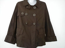 Nice M&S spring autumn ladies womens coat jacket size 14