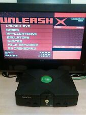 Original Xbox REPLACEMENT CONSOLE ONLY Modified Emulators + Roms