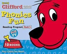 Clifford's Phonics Fun Box Set #5 (Clifford's Phonics Fun Packs) by