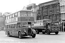 BRISTOL Omnibus No.YHT926 & Seddon 6x4 Bus Photo