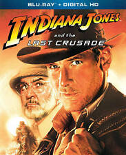 Indiana Jones and the Last Crusade New Blu-ray