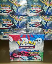 OFFICIAL POKEMON XY BOOSTER BOX OF 36 PACKS FACTORY SEALED {ULTRA RARE!}