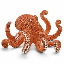 Schleich Ocean Sea Life - OCTOPUS 14768 - New with Tag