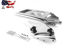 DETACHABLE TWO UP TOUR PAK MOUNTING RACK & 4 POINT DOCKING HARLEY 2009-2013 2011