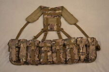 Multicam MTP Airborne Webbing Set with 4 ammo pouches and 4 utility pouches BNWT