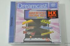 MIDWAY'S GREATEST ARCADE HITS - DreamCast Game - Sega - PAL - New & Sealed