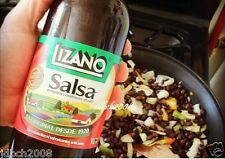4x Lizano Salsa 24 oz (700 ml) f/Costa Rica + FREE CHILE D'OLANCHO 4.5oz FREE