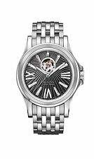 Bulova Accutron Men's 63A126 Accu Swiss Kirkwood Automatic Open Heart Watch
