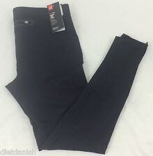 Under Armour MEN'S Athletic Pants Compression Heat Gear Black Size XL