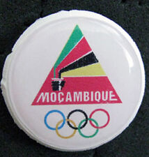 LONDON 2012 Olympic  Mozambique NOC RARE Internal team - delegation pin