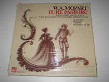 3 LP BOX/MOZART/IL RE PASTORE/MOZARTEUM ORCHESTER/HAGER/BASF/SEALED NEU NEW