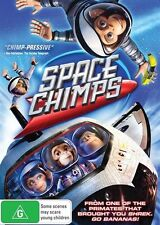 Space Chimps (DVD, 2009) - ( never played )