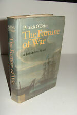 The Fortune of War by Patrick O' Brian 1979 Collins Hardcover UK 1st 1st