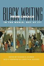 Black Writing from Chicago: In the World, Not of It?, , Good Book