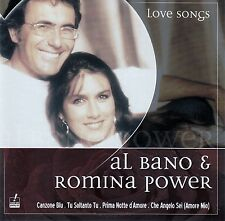 AL BANO & ROMINA POWER : LOVE SONGS / CD - TOP-ZUSTAND