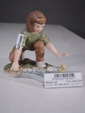 +# A013489 Goebel Archivmuster Martine-Figur 66-965/66 Mädchen mit Ente