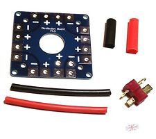 MultiCopter Power Battery ESC Connection Board Distribution Board - UK seller