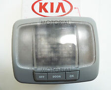 2003-2009 KIA SORENTO Genuine OEM Gray Room Lamp Assy