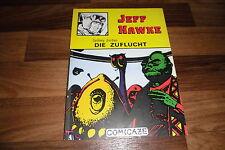 Sydney Jordan -- JEFF HAWKE  # 3 -- die ZUFLUCHT  // 1. Auflage 1981