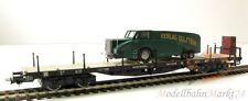 LILIPUT L235754 DRG Rungenwagen + Rumpler LKW Ullstein KK Bhs Ep II H0 - NEU